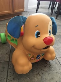 Fisher Price learning dog Moreno Valley, 92551