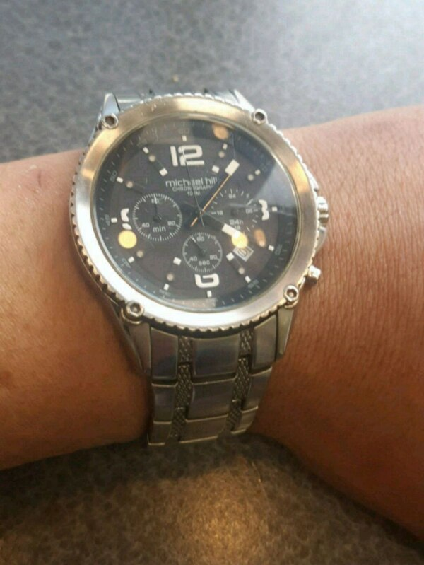Michael hill watch good condition
