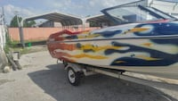 95 sunbird corsair boat and trailer St. Louis, 63122