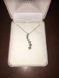 Journey Diamond necklace *Great Christmas Gift for a loved one!!  Glen Burnie, 21061
