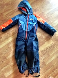 Snow suit H & H one year old suitable for 4-5 yr old kids Oslo, 0191