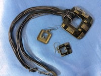 Two black and one yellow cable locks 781 km