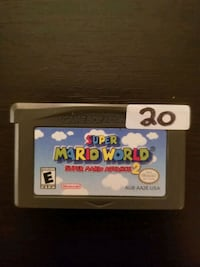 Super Mario Advance 2 Super Mario World for Gameboy  Vaughan, L4L