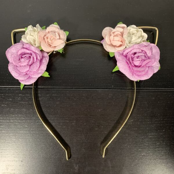 Forever 21 Flower Hairband