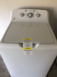 White top-load clothes washer Houston, 77042