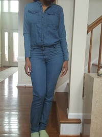 Jean jumper size 11 Fort Washington, 20744
