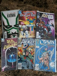 Mixed comic book lot Brampton, L7A 2R8