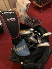 womens golf club set callaway golf big bertha Woodbridge, 22193