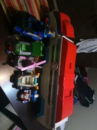 Like new paw patrol bus an all of t individual car
