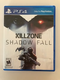 Killzone: Shadow Fall PS4 (Sony PlayStation 4) - COMPLETE - TESTED Los Gatos