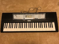 black and gray electronic keyboard Herndon, 20171
