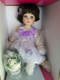 Marie Osmond Porcelain Collector Doll Butterfly Orlando, 32837