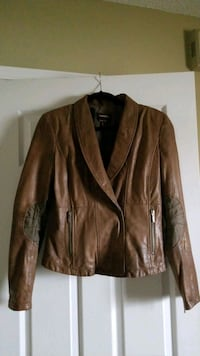 Ladies Italian Leather Jacket  Mississauga, L4Z 3A9