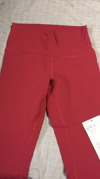 Lulu leggings never worn with tags  St Catharines, L2N 2E9