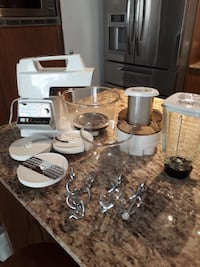 white food processor set Vaudreuil-Dorion