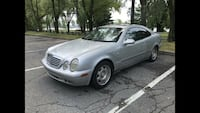 1999 MERCEDES BENZ CLK320 Lachine
