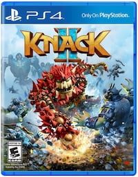 Knack 2 - PlayStation 4 - Game Miami, 33187