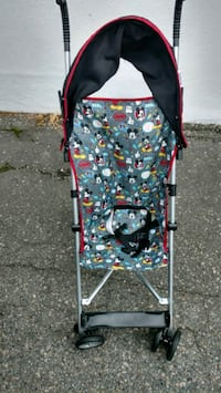2  Mikey  umbrella strollers  for sale