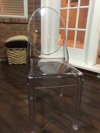Clear Polycarbonate Chair Odessa