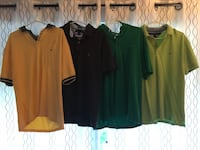 4 Tommy Hilfiger Golf Shirts Squamish, V8B 0J4