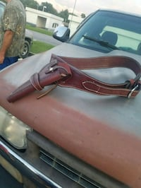 Real leather hand made pistol holster  McMinnville, 37110