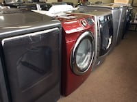 WASHERS, DRYERS, STOVES, FRIDGES, AND MORE!!! GARFIELD