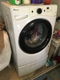Front loader washer and dryer  South Daytona, 32119