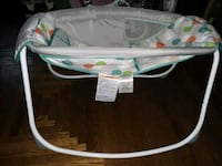baby's white and green bather Gaithersburg, 20878