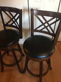 "2 Wood Bar Stools, 29"" Baltimore, 21201"