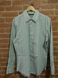 Men's button up long sleeve