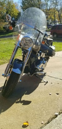 blue and black cruiser motorcycle Temple Hills, 20748