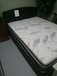 NEW DOUBLE BED W/PILLOWTOP MATTRESS  Elmvale, L0L 1P0