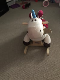 white and black cow plush toy London, N6L 0A9