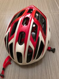 white, red, and green bicycle helmet Lake Worth, 33461