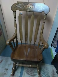 Real wood Rocking chair 2'X4' feet Fairfax, 22033