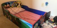 Delta Disney Mickey Mouse Wooden Interactive Toddler Bed Rockville, 20852