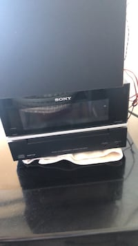 Sony speakers and stereo  3742 km