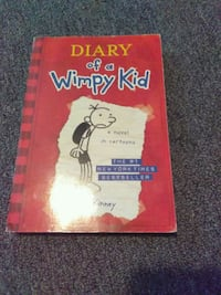 Diary of a Wimpy Kid by Jeff Kinney book St. Augustine, 32080