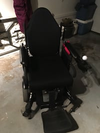 black electronic wheelchair Surrey, V3R 6P1