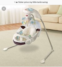 Fisher Price Swing Vaughan, L6A 2G5