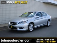 Honda Accord Sdn 2013 Somerville, 02143