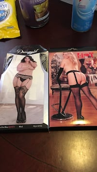 2 Queen Size Stocking Sets
