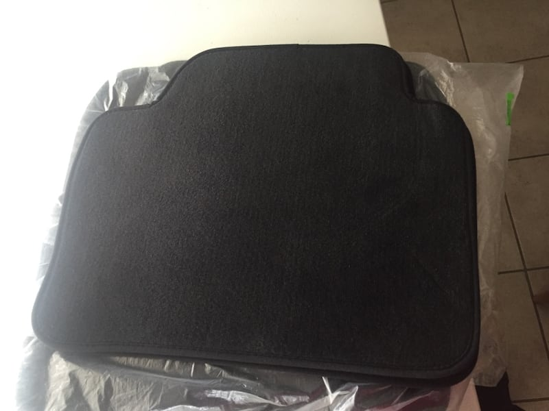 BMW Kit Floor Mats LHD AWD Anthracite 3