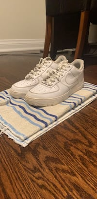 Nike Airforce 1s lows Oakville, L6H 0H3