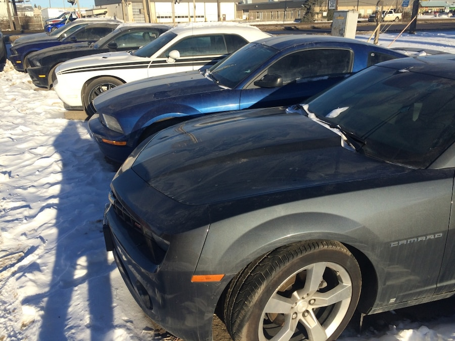 Used Used cars and suvs for sale in Edmonton