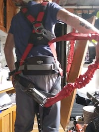 2 Pro protecta harness an lanyards Charlotte, 28278
