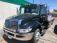2012 international tow truck flatbed