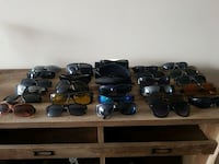 Men's and women's assorted sunglasses $5 each or 5 Windsor
