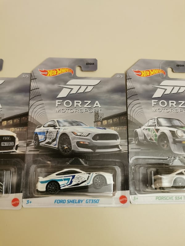 Hot Wheels Forza Motorsport 93758609-e4f0-4b3c-99e2-58ac9790da5c