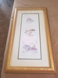 """Tea cup picture nice  frame 22x24"""" Winchester, 22601"""
